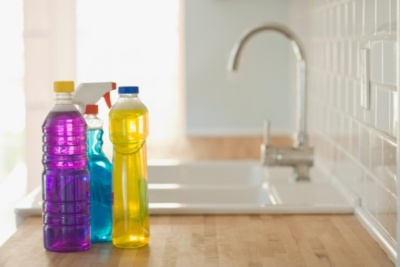 Mix Your Own Cleaning Solutions