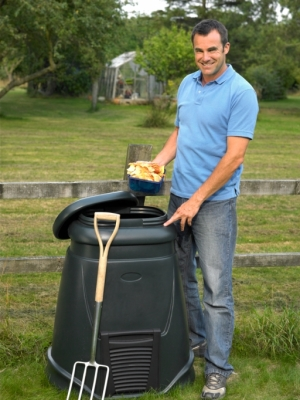 Composting and food allergies