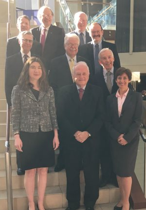AAAAI Leaders Visit Capitol Hill